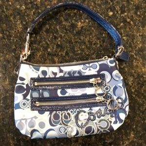 New Coach purse never been used
